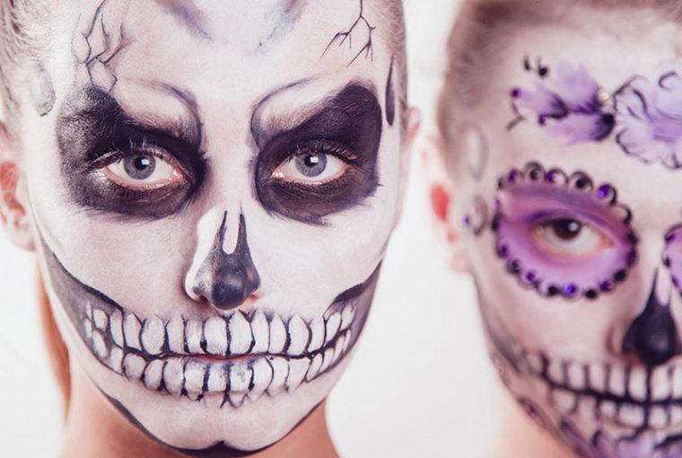 idee trucco halloween donna
